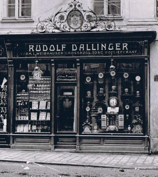 Unsere Geschichte, Rolex Dallinger Salzburg