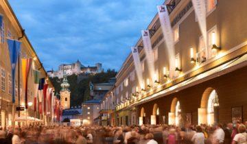 Rolex und die Salzburger Festspiele
